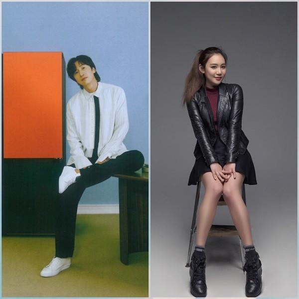 사진 - Harper's Bazaar Korea 8월호에서 삼성 비스포크, 에어드레서와 함께한 배우 이광수가 착화해 깔끔하고 모던한 모습을 보여주었다. (TOMANDLIN PRIMO SNEAKERS 제품)